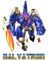 Galvatron by channandeller