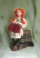Anne of Green Gables by dreamleaf