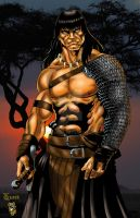 Conan the Barbarian by BigRob1031