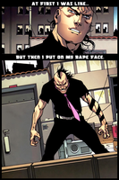 At first I was like... [Daken] by MichelangelaRenton