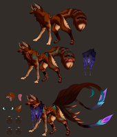 Canooki Design 2 - Auction - END by Suspiria-Ru
