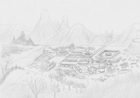 Concept Art - The Confederacy of Tlax-Kallan by spidervenom022