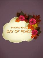 International Day of Peace vector by cristina012