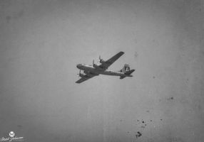 The Old Bomber Analog by mjohanson