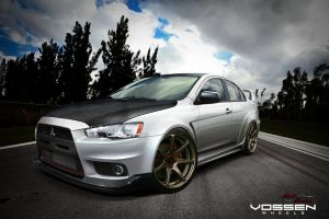 Lancer Evolution by mitsukodesign