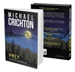 Book Cover - Prey by Michael Crichton by iamjamesporter