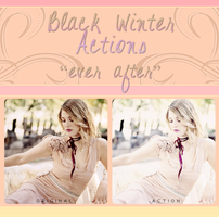 BlackxWinter Actions - Ever After by blackxwinter