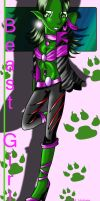 Gender Bender: Beastboy by Renee15