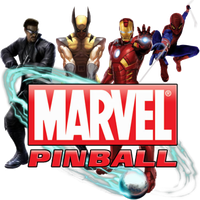 Marvel Pinball by POOTERMAN
