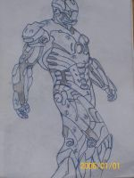 Iron Man by KindiChan