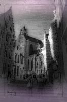 Brugge and the old style by Wunderling