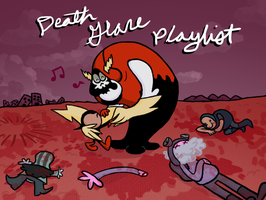 Death Glare Playlist cover by ArieltheEvilPiplup
