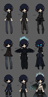Outfit Hell Part 2 by TheseWeirdFishes