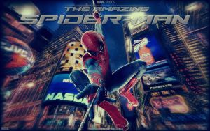 The Amazing Spider-Man by Photopops