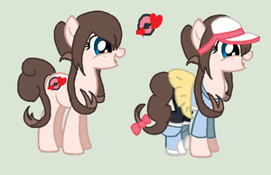.:PONIFICATION:. - PKMN BW2 - Rosa by Seek-the-Moon