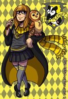 WHAT THE HELL IS A HUFFLEPUFF by Love-Like-Nicole