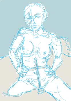 Figure Practice 002 2-2 by weaselspit