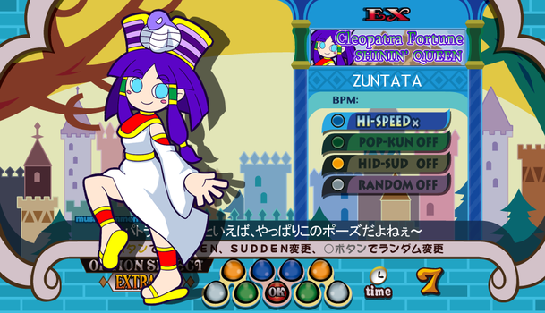 Patra-kun in Puyo Pop Fever Style by Dream-Project-Reborn