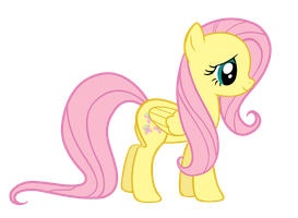 Fluttershy!!!!! by Pony4444