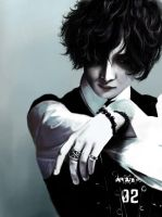 Toshiya by BLACK-CROWN