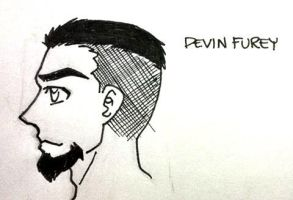 Star Captain Devin Furey by NovaCatTrueborn