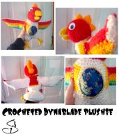 Kirby Toys  for sale~ Dynablade by PrettyKitty-13