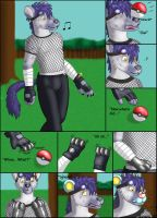Preyfar's Pokeball Pg 1 by Banana-of-Doom2000