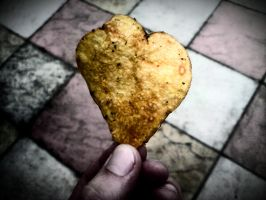 The Crisp of Love by photobfurness