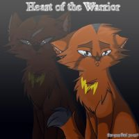 Heart of the Warrior by FieryTiger