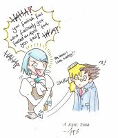Franziska's favourite day by ShadowsWolfsbane
