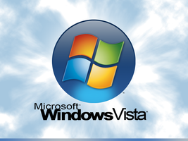 Windows Vista 98 boot logo by gLesTheArtist