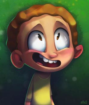 The mortiest Morty by s0s2