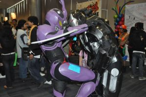 Nobody messes with the Guyver by izabelcortez