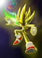Super Sonic by Sweecrue