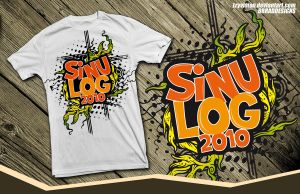 Sinulog 2010 shirt by lryvision
