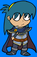 Midget Marth by Chloemew4ever