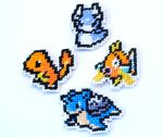 Pokemon Cross Stitch by LittleSymmetry