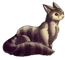 Day 1 Furret by chinhamaroo