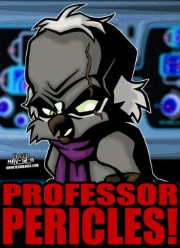 Cartoon Villains - 082 - Professor Pericles! by CreedStonegate