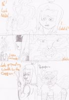 I see fire page 1 by Carameja
