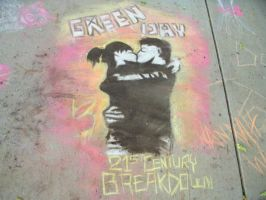 Chalkin' Up The Breakdown by RabidBallerina