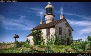 LightHouse Home Render by AhmadTurk