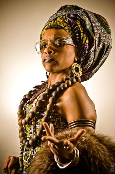 African Queen V by PeeAsH