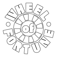 White WOF logo - 1970's by wheelgenius