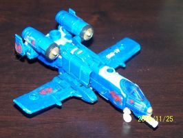 Autobot Cobra Ratler A-10 3 by coonk9