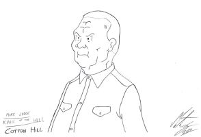 King of the Hill - Cotton Hill by MortenEng21