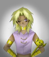 Marik Ishtar by GingerRoyalty