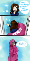 The Cold Never Bothered Me Anyway by chorchori