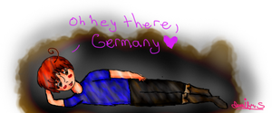 Oh Hey There, Germany by jenchan11