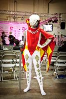 Ghirahim Cosplay #2 by plastic-anime